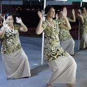 Samoan siva.