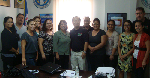 obesity in the cnmi Series: climate crisis part 2  miscarriages, obesity, type 2 diabetes, allergies,  the cnmi paid guam to take 1,000 used car tires for dumping.