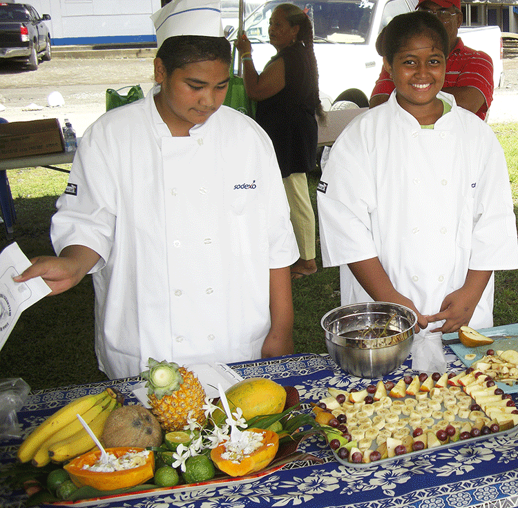 Exposure to new foods during a Wellness Fair helps to reorient food choice behavior.